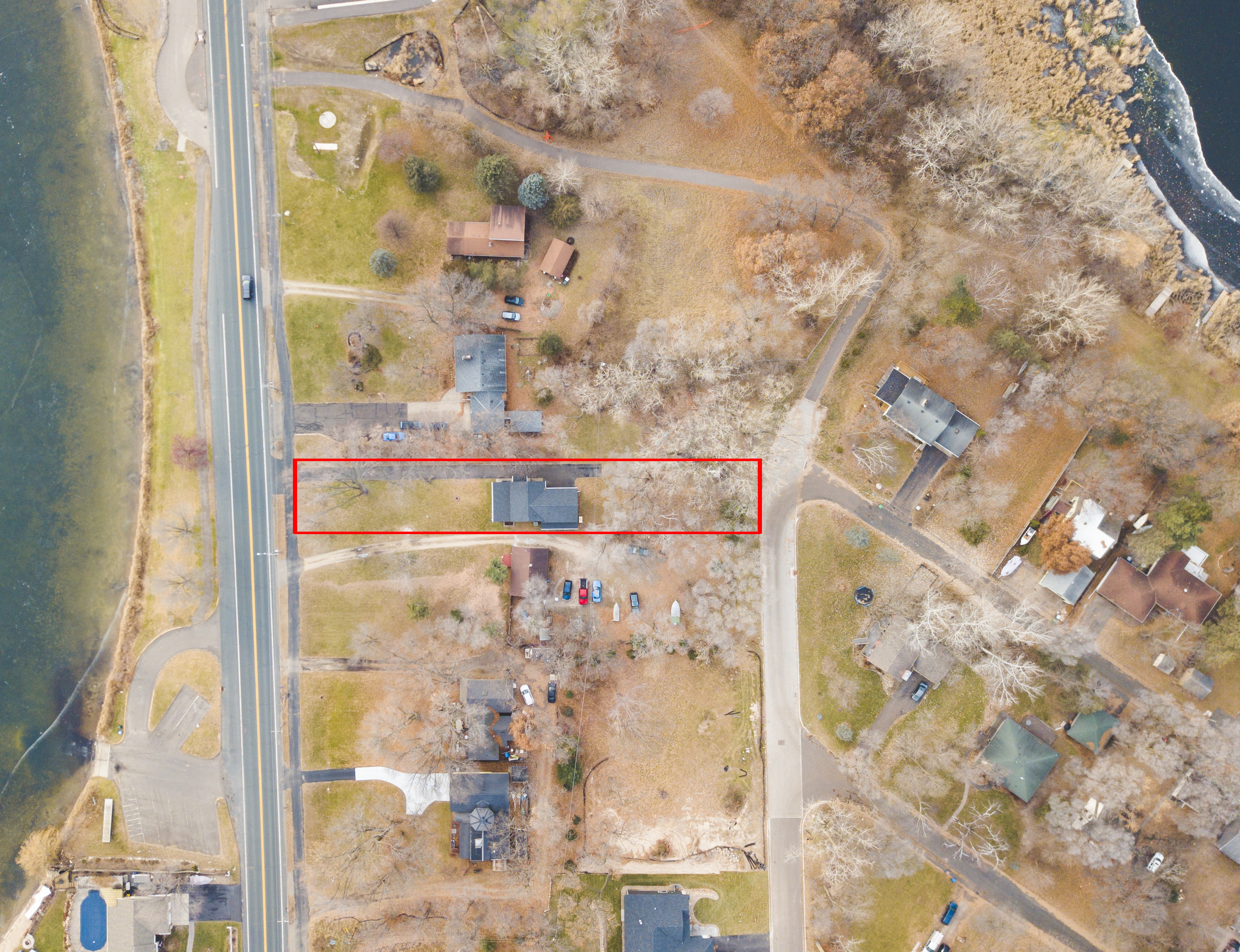 Drone Image Property Outline_MLS