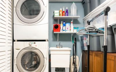Spring Spruce Up, the Laundry Space!