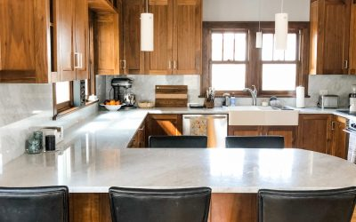 Spring Spruce Up: Decluttering The Kitchen